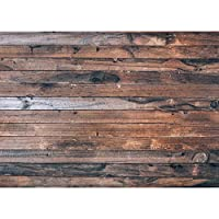 InnErsetting Wooden Board Plank Texture Photography Background Cloth Backdrop for Table Home Decor 0.4X0.6m