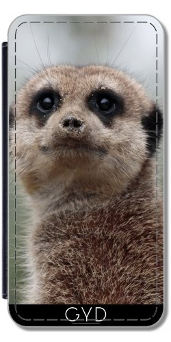 Coque pour Iphone 5c - Meerkat_2015_0601 by JAMFoto Simili-Cuir