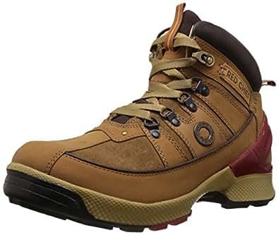 Redchief Men's Rust Trekking and Hiking Footwear Boots - 8 UK  (RC3053 022)