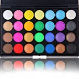 #9: 28 Colors Eyeshadow Start Makers Earth Warm Color Shimmer Matte Eye Shadow Smoky Makeup Cosmetic Eyeshadow Palette