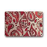 Personal Custom paisley Fu?matten Doormat Outdoor Indoor 23.6