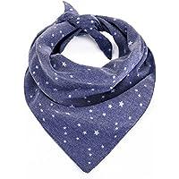 Lamzoom - Pañuelo de Cuello para Gatos, Perros, pañuelo Triangular