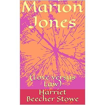 Marion Jones: (Love versus Law)