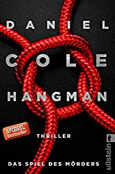 Hangman. Das Spiel des Mörders: Thriller (Ein New-Scotland-Yard-Thriller 2) (German Edition)