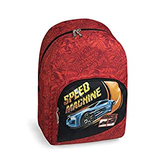 Mochila Escolar Hot Wheels by DIS2