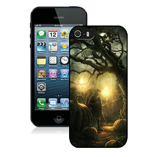 best-buy-iphone-5s-protective-cover-case-halloween-horror-nights-iphone-5-5s-tpu-case-2-black