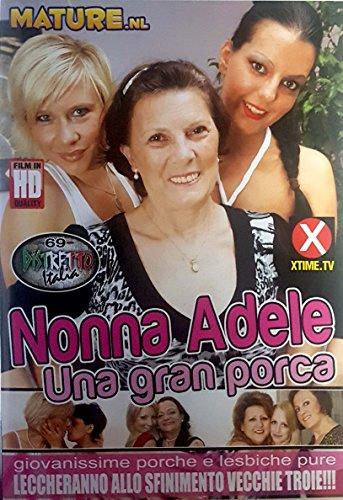S. MOVIE Nonna Adele una gran porca DISTRETTO ITALIA dis144
