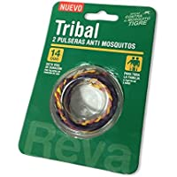 Tribal Pulsera Repelente Mosquitos 2 Unidades - Evita Picaduras De insectos preisvergleich bei billige-tabletten.eu