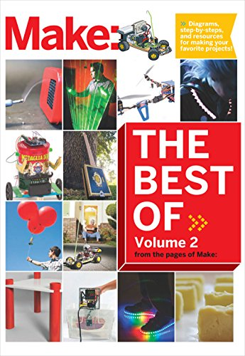 Pcs Yagi-antenne (Best of Make: Volume 2: 65 Projects and Skill Builders from the Pages of Make: (English Edition))