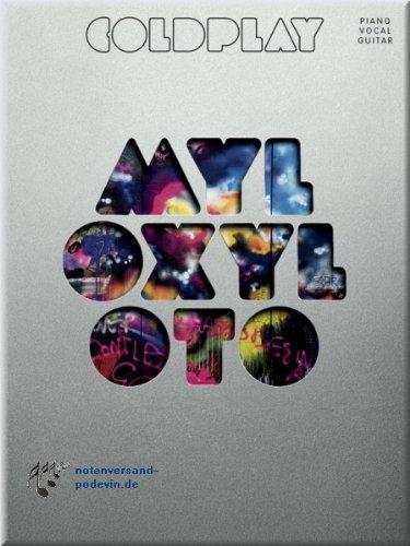 Coldplay - Mylo Xyloto - Noten Songbook [Musiknoten]