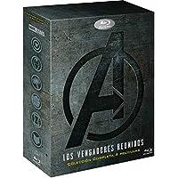Pack: Vengadores 1-4