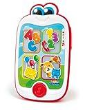 Baby Clementoni- Baby Smartphone Interattivo Parla E Canta 14854