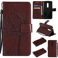 ZTE AXON 7 Hülle Braun im Retro Wallet Design,Cozy Hut ZTE AXON 7 Hülle Leadertasche Premium Lederhülle Flip Case... preisvergleich bei billige-tabletten.eu