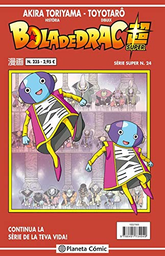 En Goku i els altres estan envoltats per còpies d'en Zamasu i no saben què fer, fins que al guerrer de l'espai se li acut cridar el Zen'ô d'aquest univers, que acaba amb l'enemic en un tres i no res. La colla pot celebrar la victòria, però amb un efe...