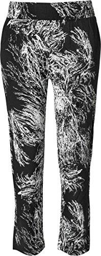 Urban Classics Damen  Beach Hose, Mehrfarbig (Limb 1061), W30 (Herstellergröße: XL) -