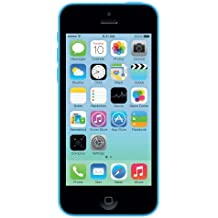 Apple iPhone 5C Azul 16GB Smartphone Libre (Reacondicionado Certificado)