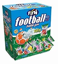 Fini Gum Football Multicolor 5g 1x 200pz