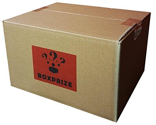Boxprize Überraschungsbox | 10 verschiedene neue Gegenstände | Überraschungspaket (überraschung-box)