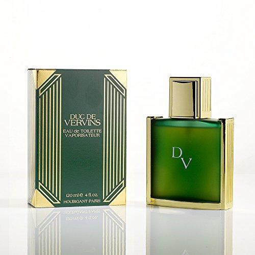Houbigant Duc de Vervins Eau de Toilette en vaporisateur 120 ml, 1er Pack (1 x 120 ml)