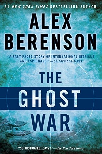 The Ghost War (John Wells Series Book 2) (English Edition)