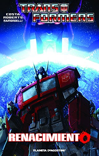 Transformers Renacimiento (Independientes USA) por James Roberts