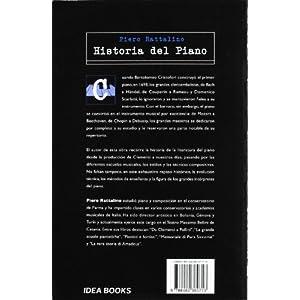 Historia del piano (Musica (idea))