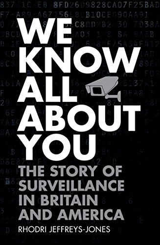 We Know All About You: The Story of Surveillance in