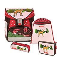 Step by Step Light Ensemble cartable 4 pièces, Lovely Deer - Chevreuil