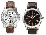 Rico Sordi set of 2 men's watchs combo (...