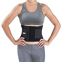BRACOO Rückenbandage – Rückengurt – Rückenstützgürtel mit Stabilisierungsstäben | Ultra-leichtes Design | Rückengürtel... preisvergleich bei billige-tabletten.eu