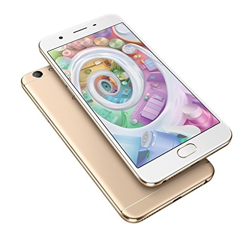 Oppo F1S (Gold) with Offers
