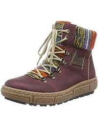 e91d71d0f5ceb Amazon.co.uk: Rieker - Boots / Women's Shoes: Shoes & Bags
