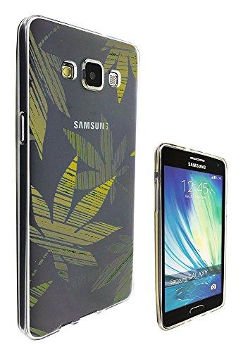 ndy weed rasta smoking marjauna jamaican Design Samsung Galaxy A3 2015 Fashion Trend Silikon Hülle Schutzhülle Schutzcase Gel Rubber Silicone Hülle (Smoking Rasta)