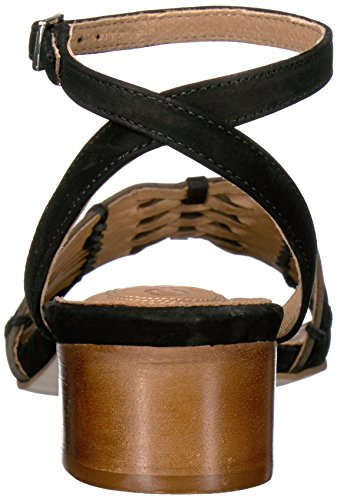 Corso Como Bahamas Femmes Cuir Sandale Black