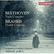 Beethoven, L. van: Triple Concerto, Op. 56 / Brahms, J.: Double Concerto, Op. 102