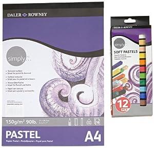 Daler Rowney - Juguete de pintura (157500060) , Modelos/colores Surtidos, 1 Unidad