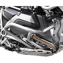 Defensa protector de motor BMW R 1200 GS 13-14 plata