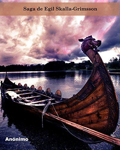 Saga de Egil Skalla-Grimsson (Sagas Nórdicas nº 1) por Anónimo
