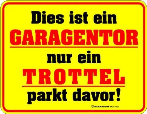 rahmenlos-panneau-metallique-humoristique-avec-inscription-en-allemand-cest-un-porte-de-garage