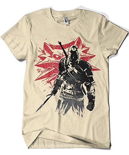 Camisetas La Colmena -  T-shirt - Uomo beige Arena X-Large