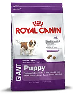 royal canin giant puppy 34 welpenfutter 15 kg. Black Bedroom Furniture Sets. Home Design Ideas