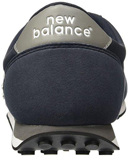 New Balance U410 D, Baskets mode mixte adulte Bleu (Navy/410)