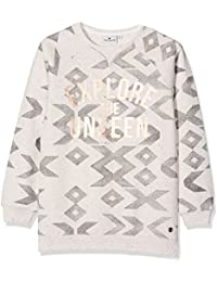 Tom Tailor Copper Print Sweatshirt, Sweat-Shirt Fille