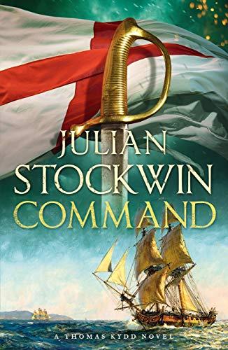 Command: Thomas Kydd 7 (English Edition) (British Invasion-gold)