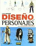 DISEÑO DE PERSONAJES (LIBROS TEÓRICOS USA)