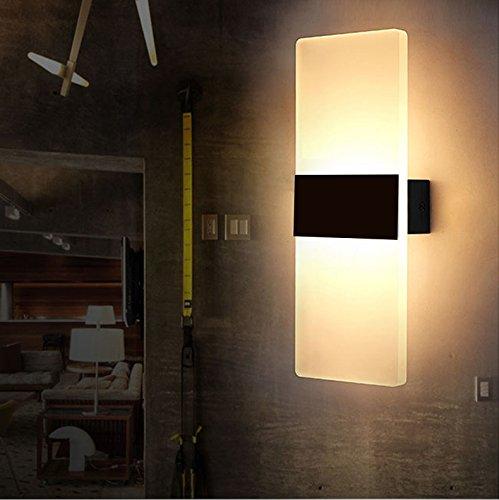 XIARU- 6W LED Lámpara de pared Interior