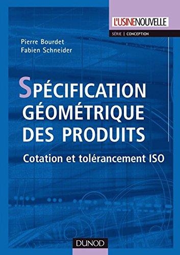 Spcification gomtrique des produits - Cotation et tolrancement ISO