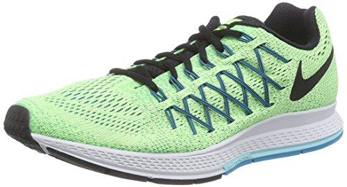 Nike Air Zoom Pegasus 32 - Zapatillas para Hombre, Color Verde, Talla 43