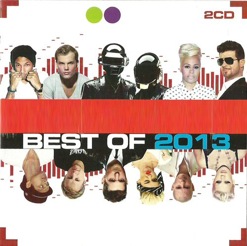 Best of incl. Talk Dirty, Animals & Applause (Compilation CD, 44 Tracks) (Cup Anna)