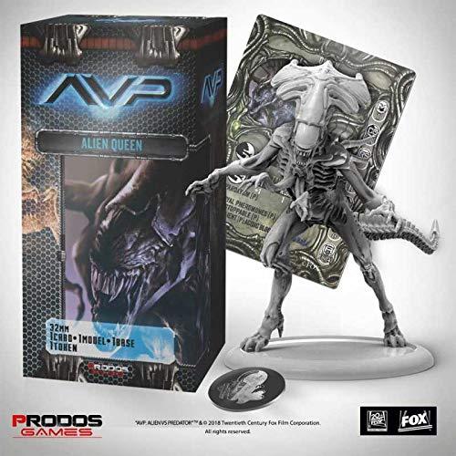 AVP The Miniatures Game - Alien Queen Expansion